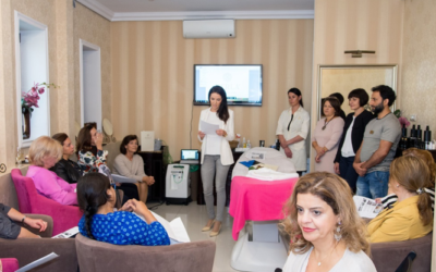 Spotkanie z Ambasadorkami w salonie Day SPA Escape w Warszawie