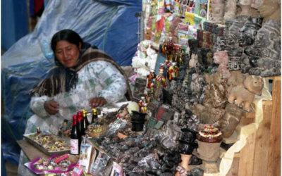Czarownice i meloniki La Paz